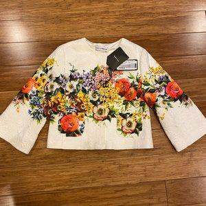 BNWT Dolce and Gabbana Girls Jacket